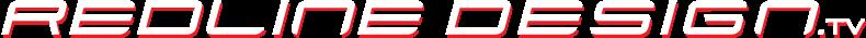 Redline Design Footer Logo